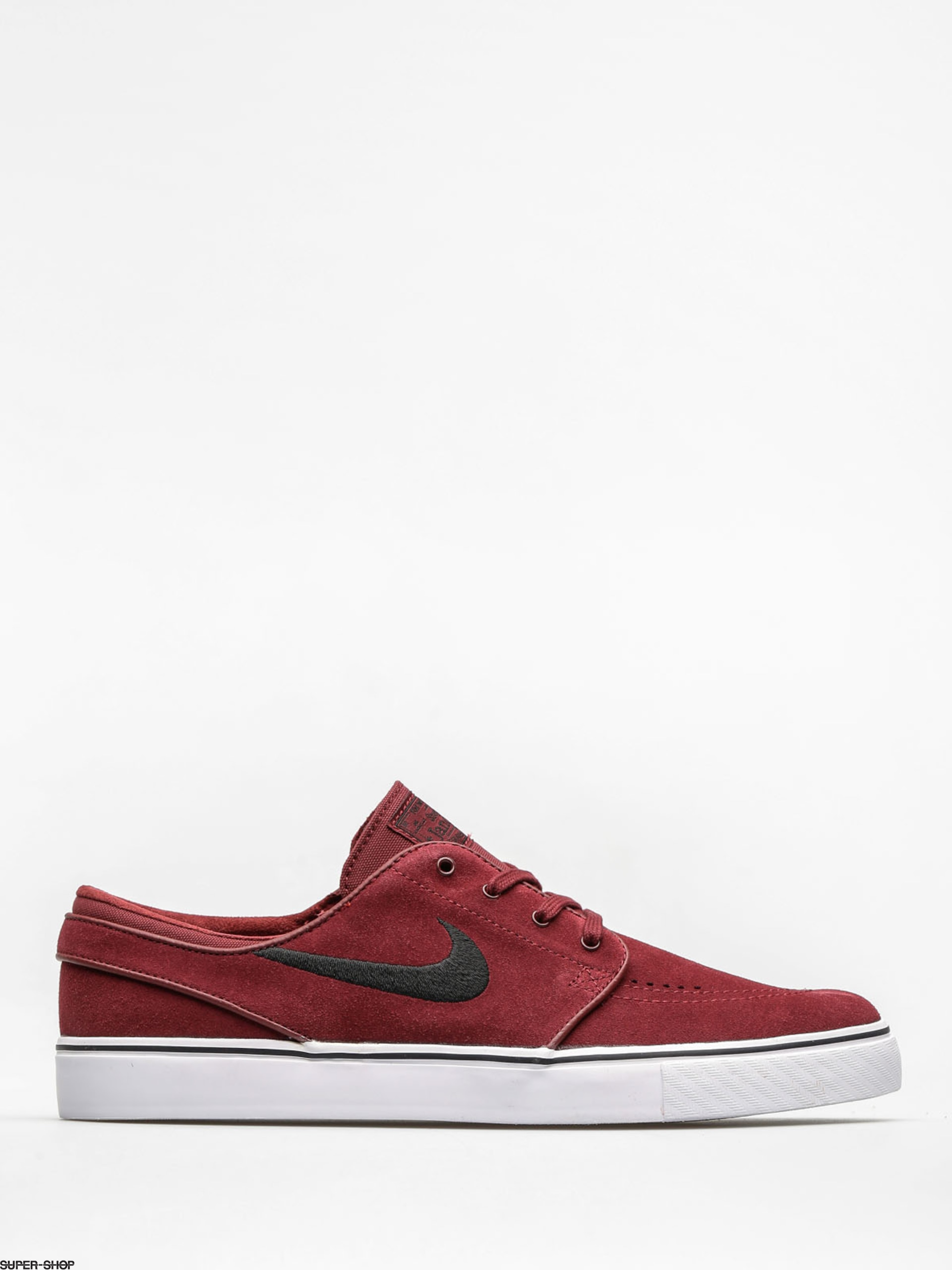 Modales Fuera de servicio Noble  Nike SB Shoes Zoom Stefan Janoski (dark team red/black)