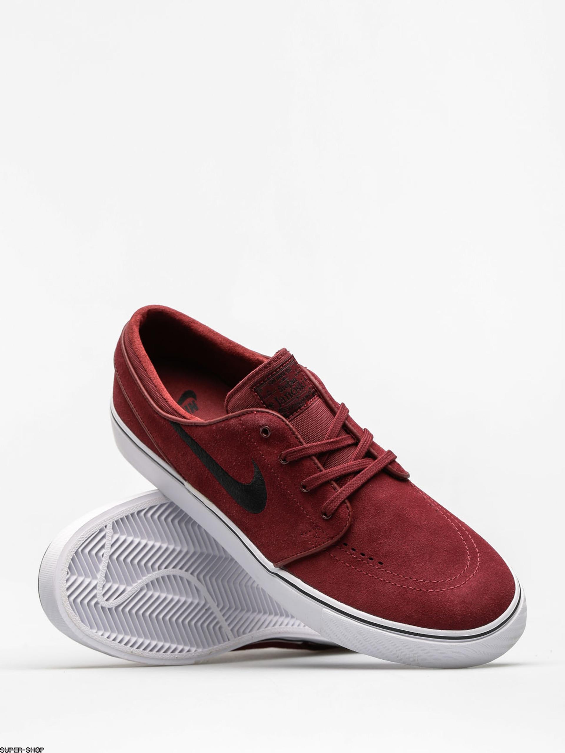 Zoom Stefan Sb Redblack Nike Janoskidark Team Shoes Lq4AR5j3