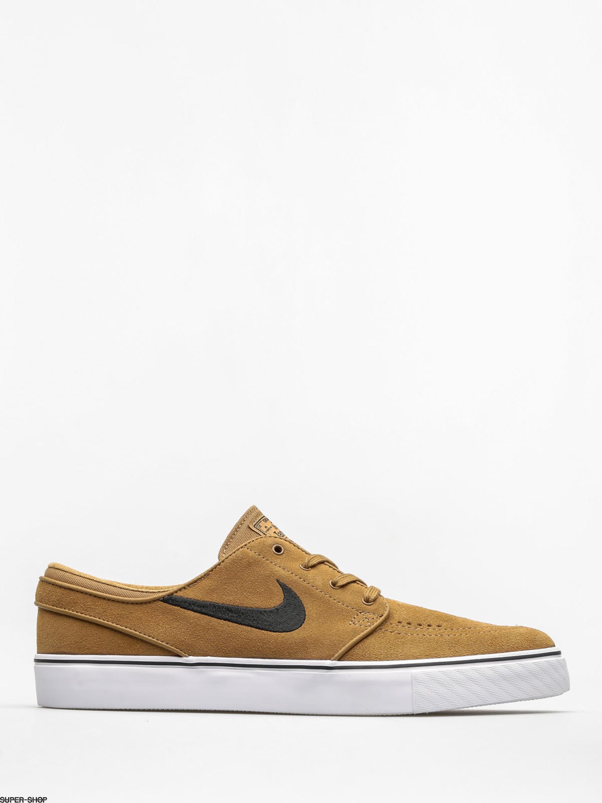 Nike SB Shoes Zoom Stefan Janoski (golden beige/black)