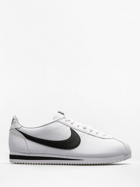 Nike Schuhe Classic Cortez Leather (white/black)