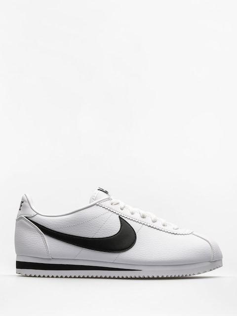 Nike Shoes Classic Cortez Leather (white/black)