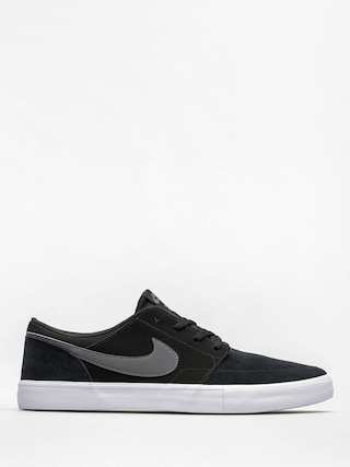 Nike SB Shoes Portmore II Solar (black/dark grey white)