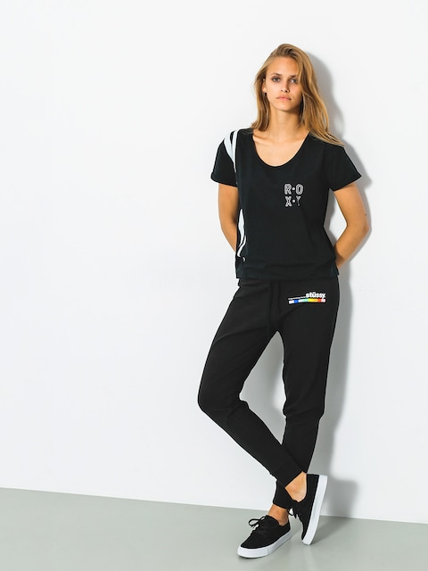 Roxy T-Shirt The Backflip Wmn (anthracite)