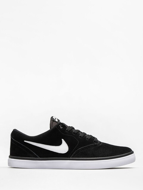 Nike SB Schuhe Check Solar (black/white)