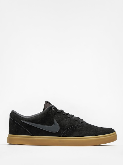 Nike SB Shoes Check Solar (bkack/anthracite gum dark brown)