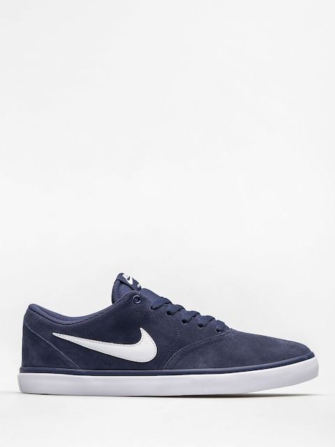 Nike SB Schuhe Check Solar (midnight navy/white)