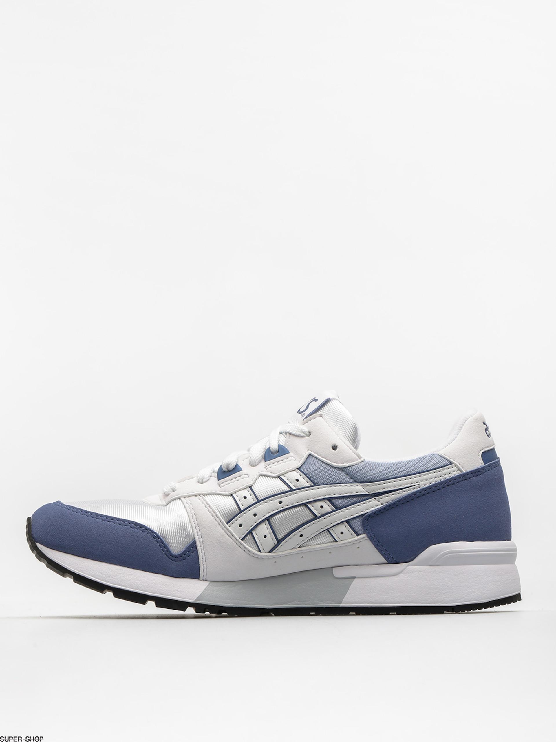 wholesale dealer dd5d0 7e09b ASICS Tiger Shoes Gel Lyte (pigeon blue white)