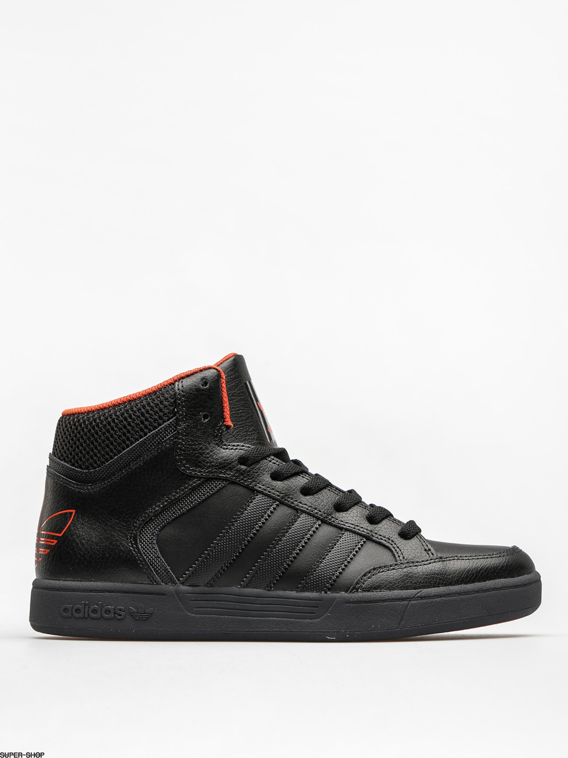 new cheap best prices nice shoes adidas Schuhe Varial Mid (core black/core black/native orange f09)
