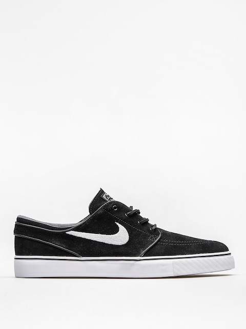 Nike SB Schuhe Zoom Stefan Janoski Og (black/white gum light brown)