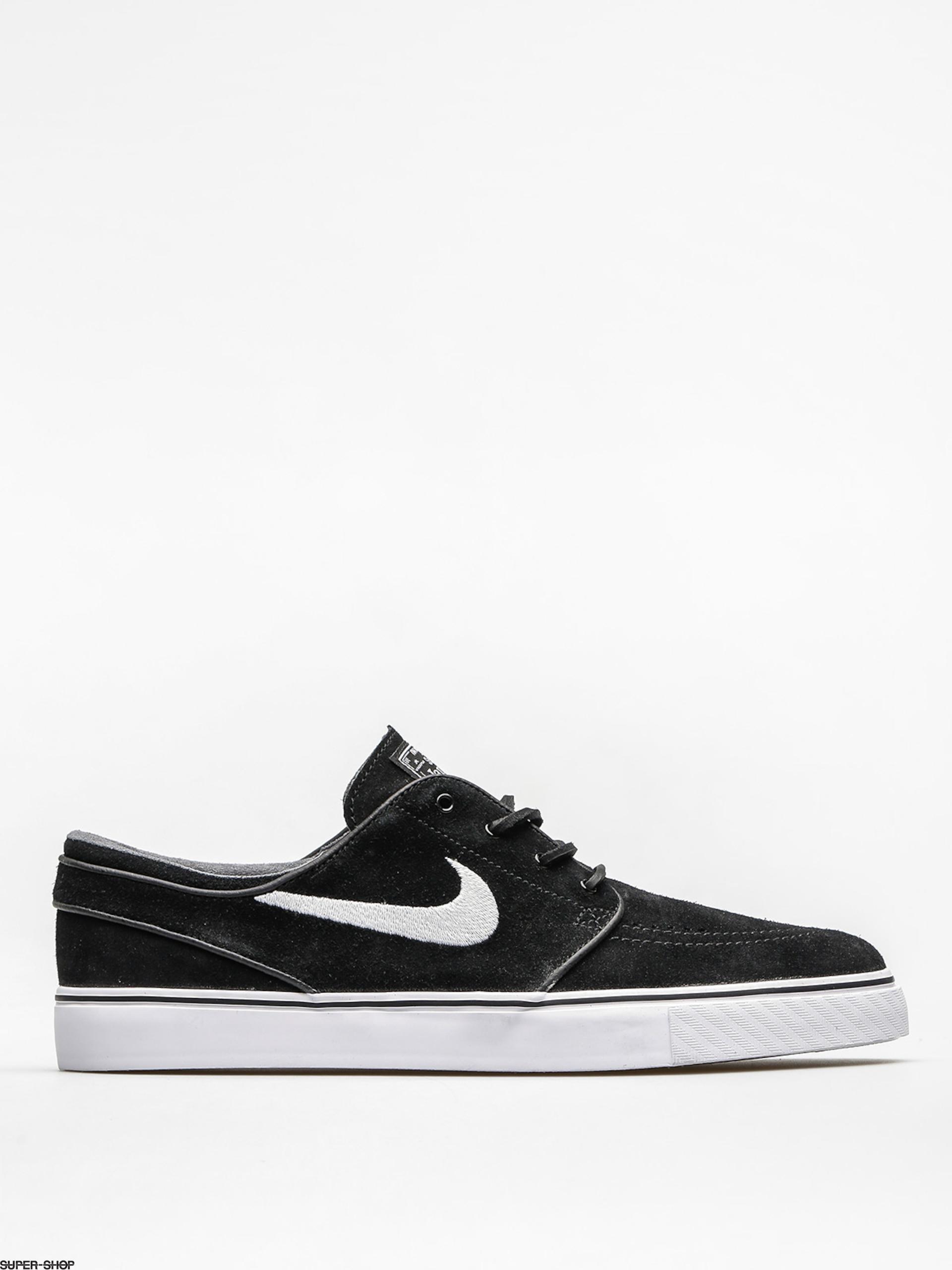 f54cbc120d58 Nike SB Schuhe Zoom Stefan Janoski Og (black white gum light brown)