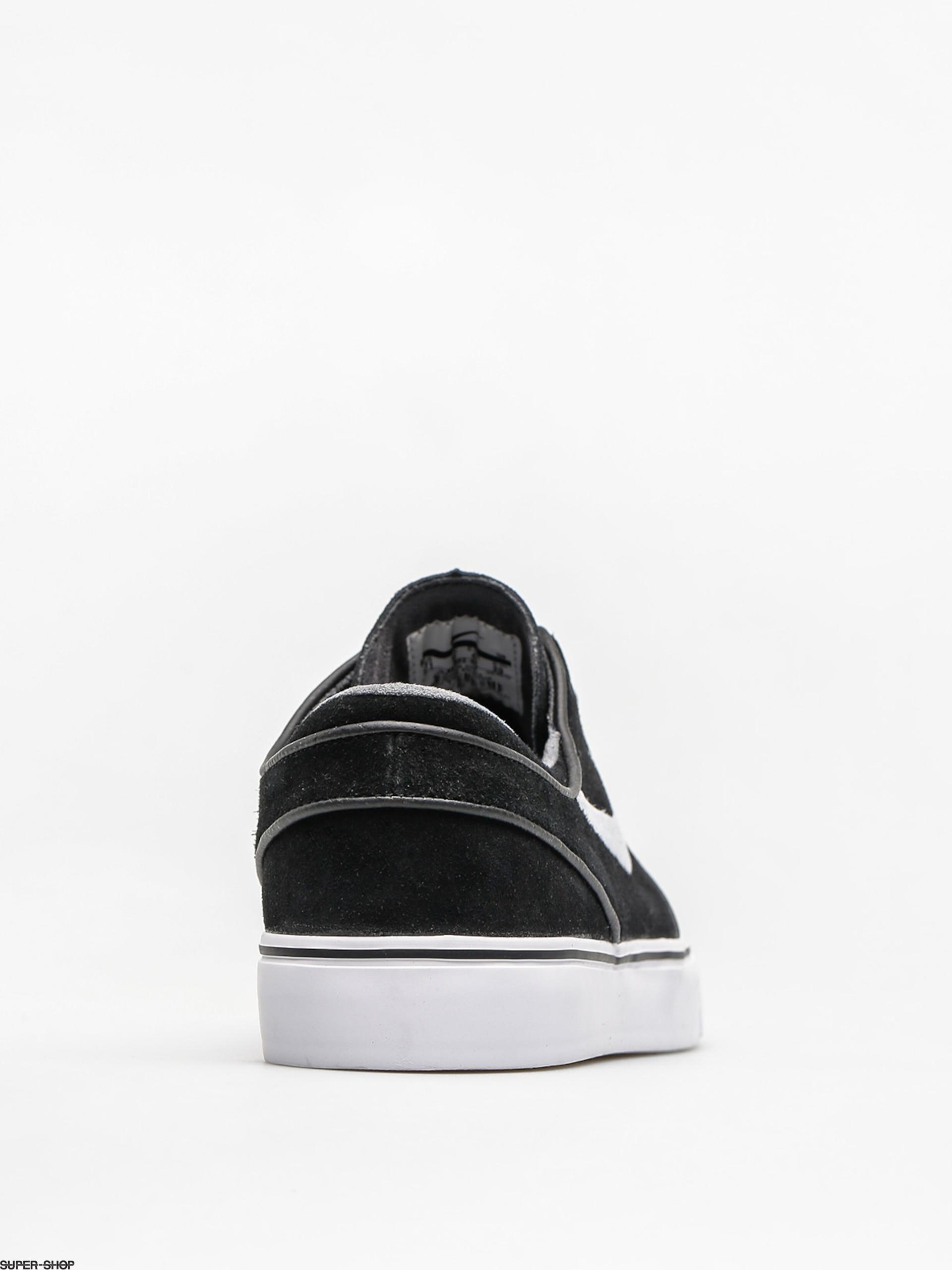 fa47f11185b17 Nike SB Shoes Zoom Stefan Janoski Og (black white gum light brown)