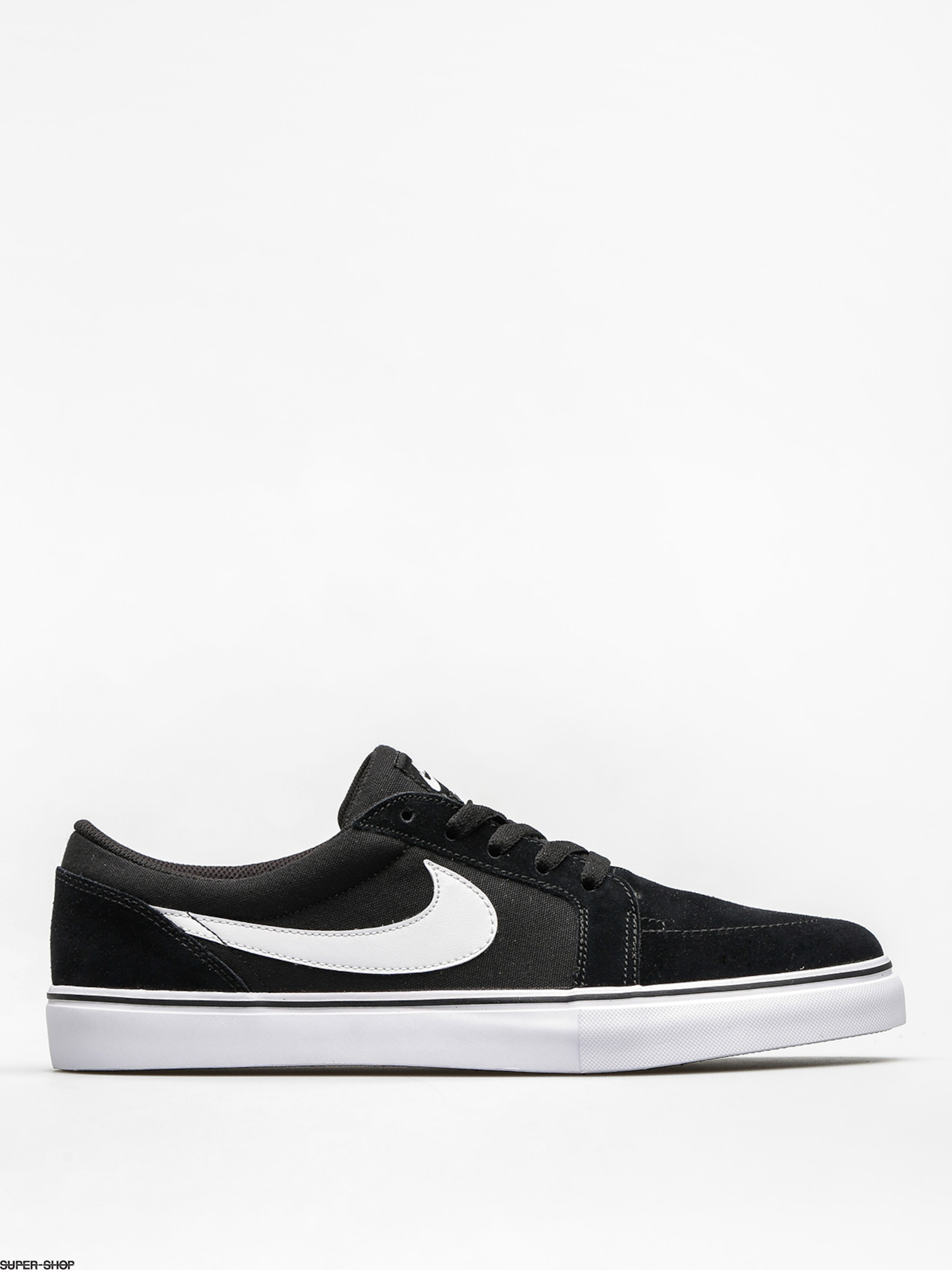 Nike Sb Shoes Nike Sb Satire Ii Black White