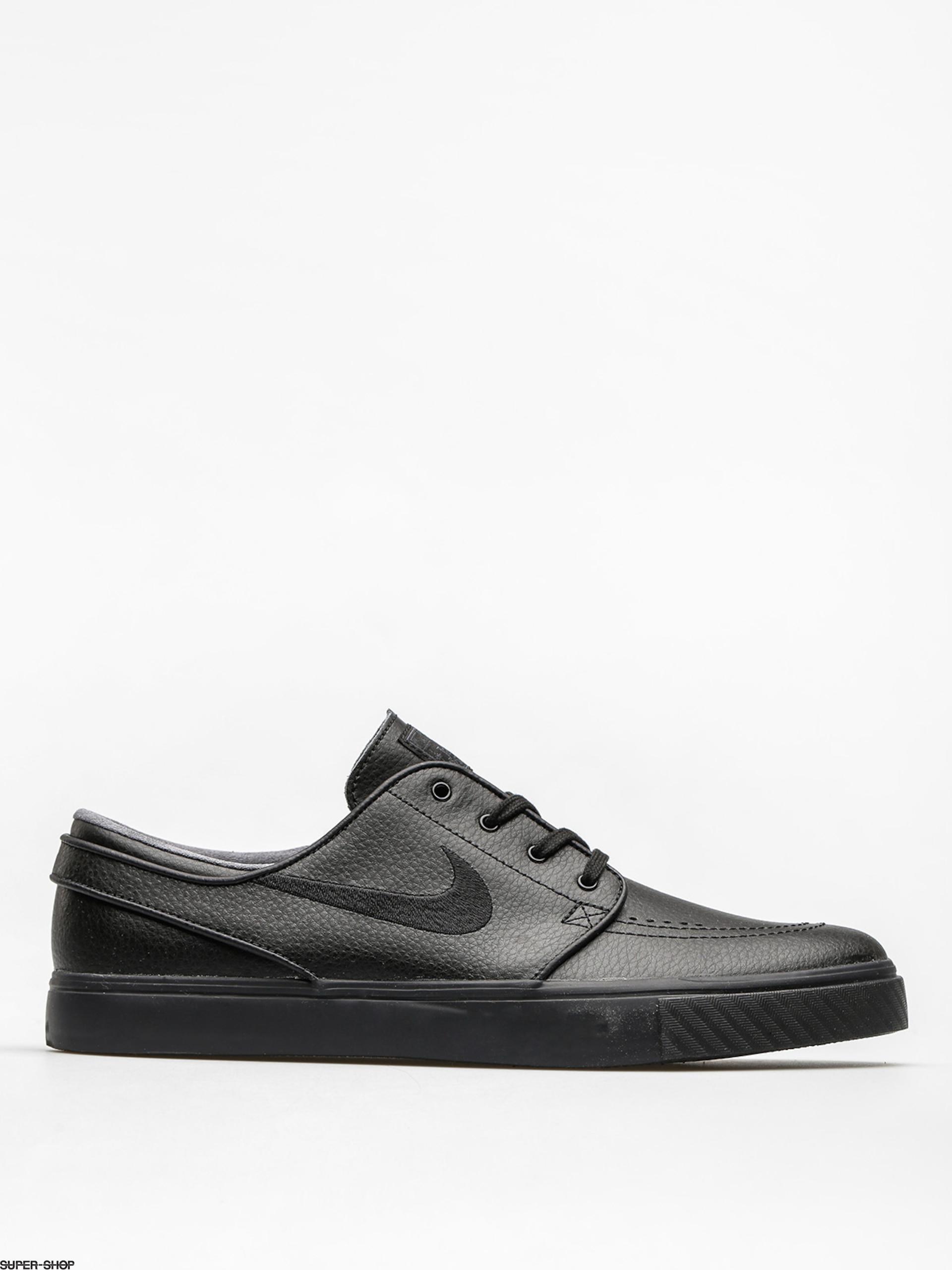 86e837939170 Nike SB Shoes Zoom Stefan Janoski L (black black black anthracite)