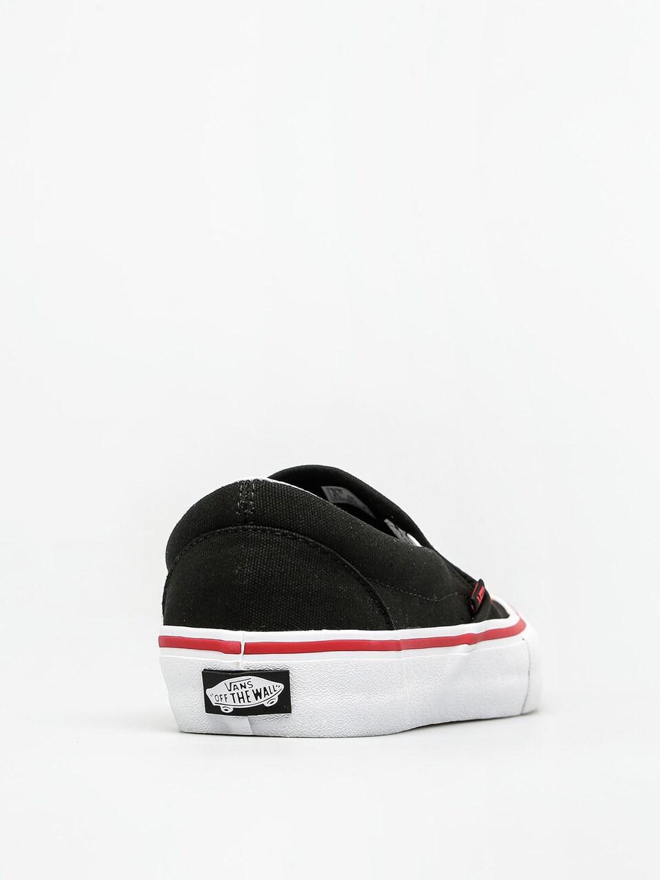 ETNIES X THRASHER Vans Shoes Slip On Pro (thrasher)
