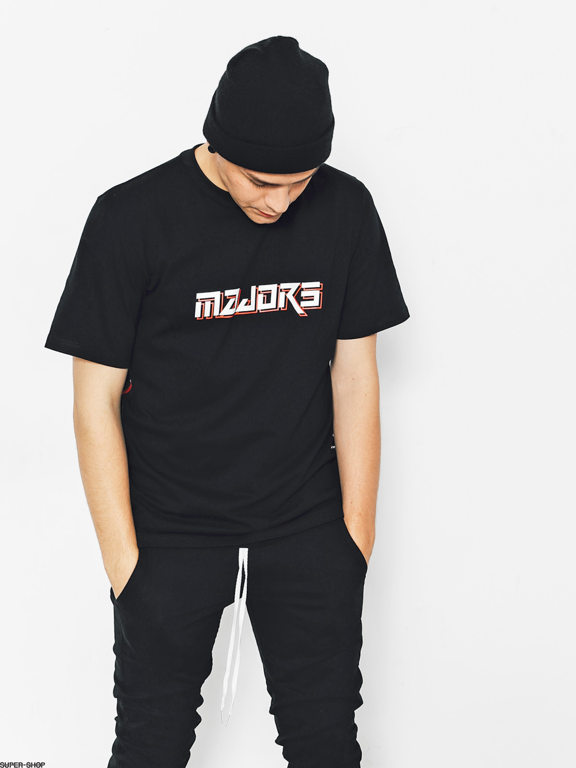 Majors T-shirt Tape (black)