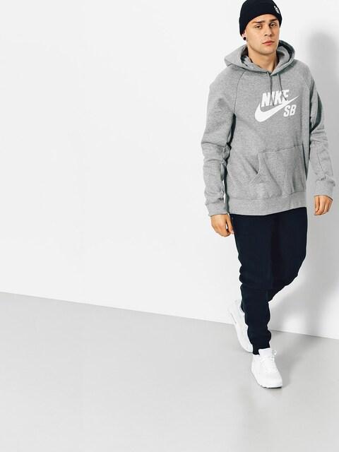 Nike SB Hoody Icon HD (grey heather)