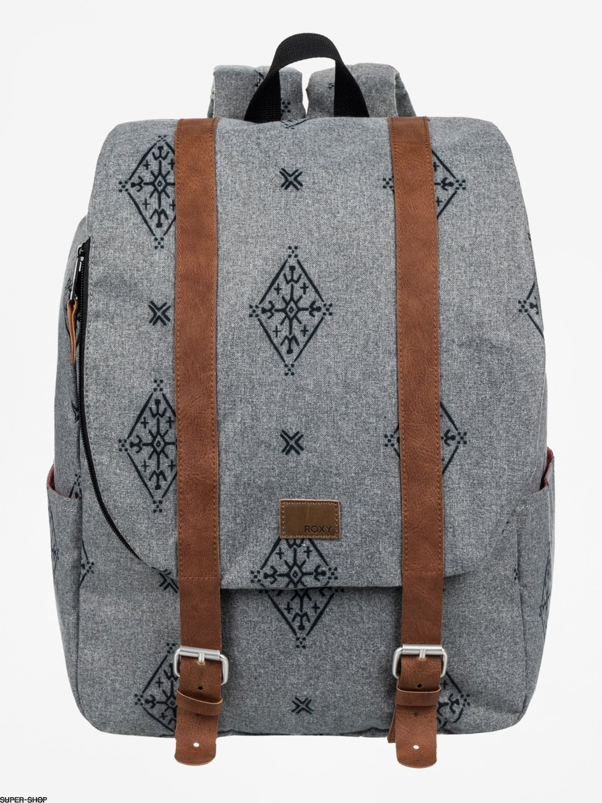 Roxy Rucksack Another Dream Wmn (anthracite tribal vo)