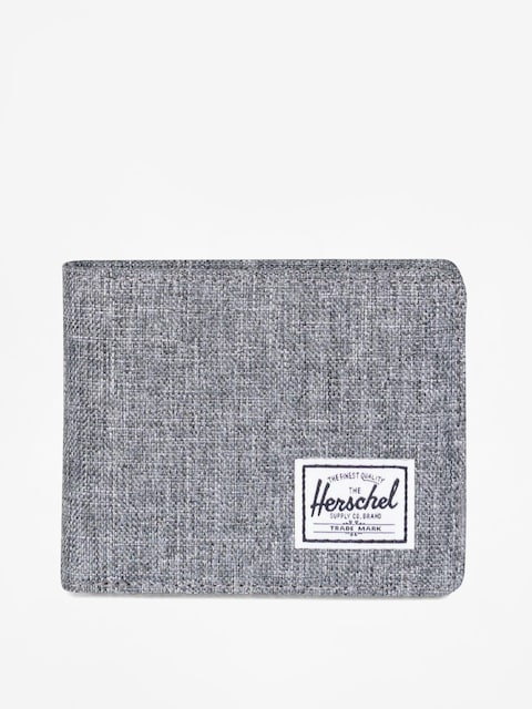 Herschel Supply Co. Wallet Roy Coin RFID (raven crosshatch)
