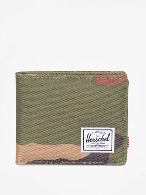 Herschel Supply Co. Wallet Roy Coin RFID (woodland camo/army)