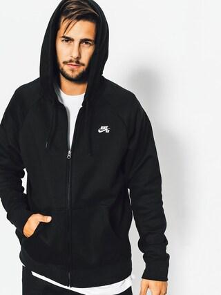 Nike SB Hoody Sb Icon ZHD (black/white)