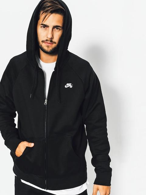 Nike SB Hoodie Sb Icon ZHD (black/white)