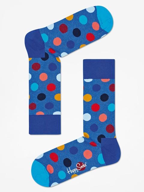 Happy Socks Socks Big Dots (blue/multi)