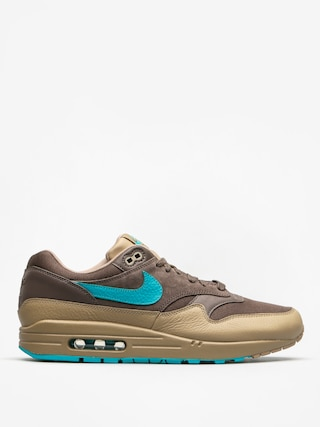 Nike Shoes Air Max 1 (Premium ridgerock/turbo green khaki)