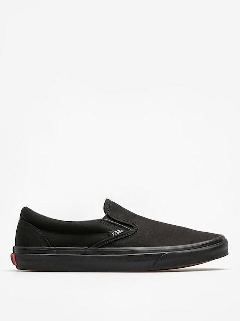 Vans Shoes Classic Slip On (black/black)