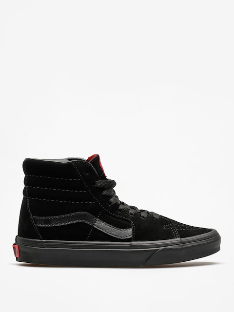 Vans Shoes Sk8 Hi (black/black)