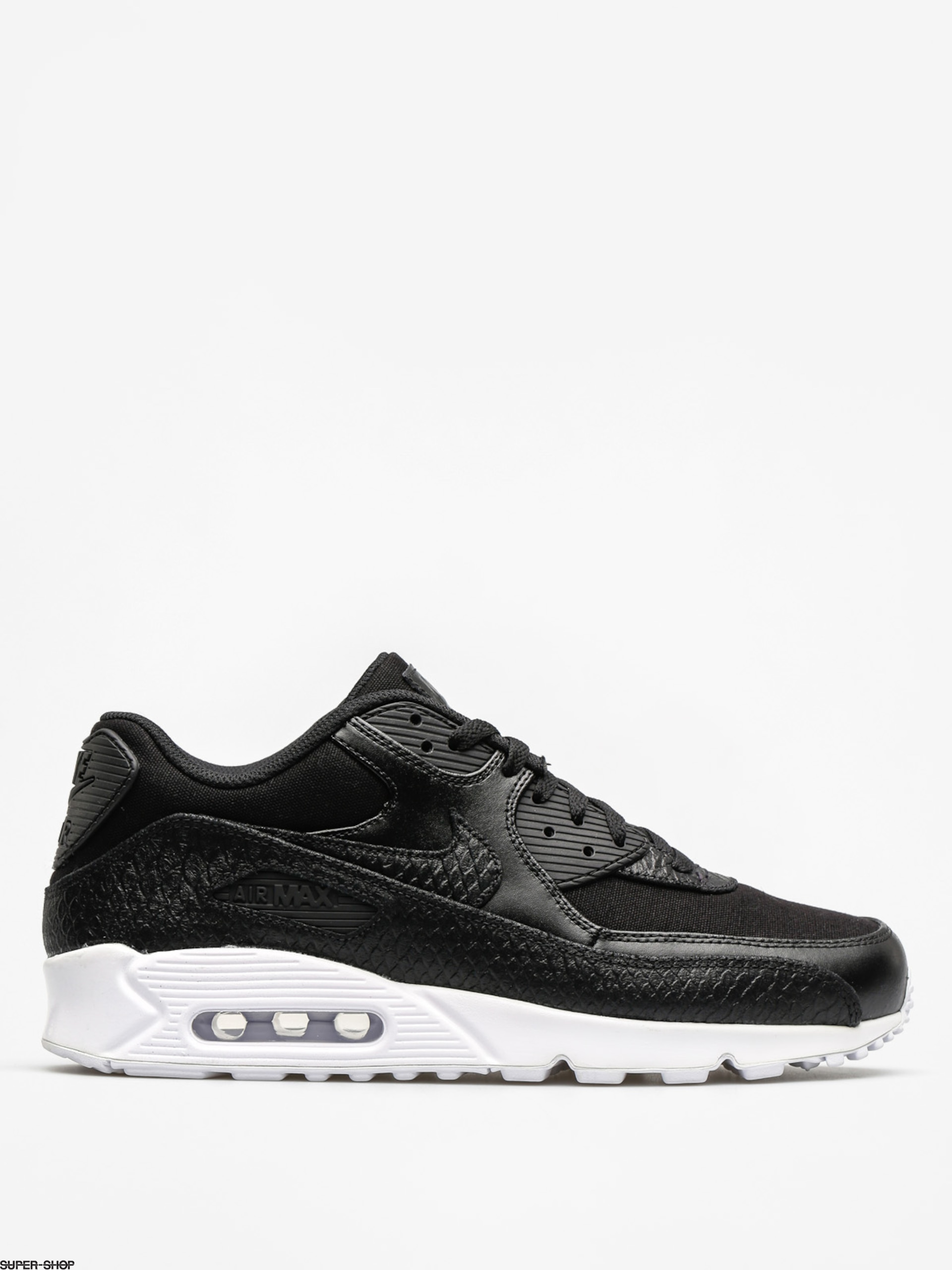 Nike Shoes Air Max 90 (Premium black/black white)