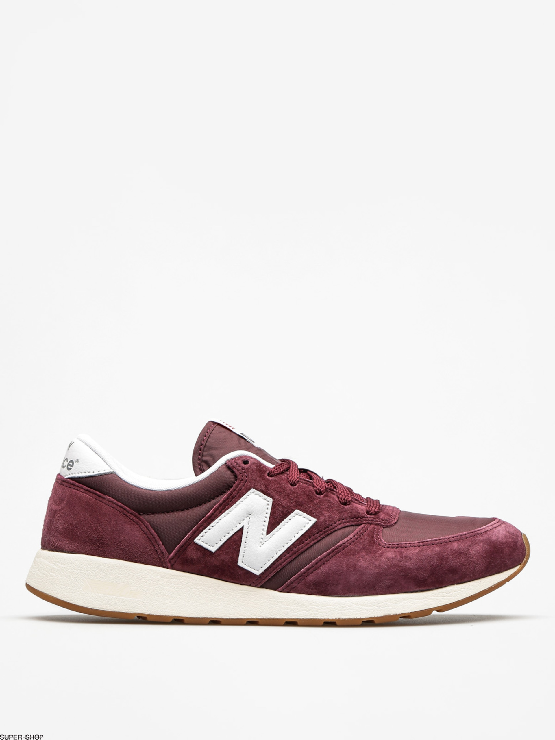 New Balance Shoes 420 (burgundy)