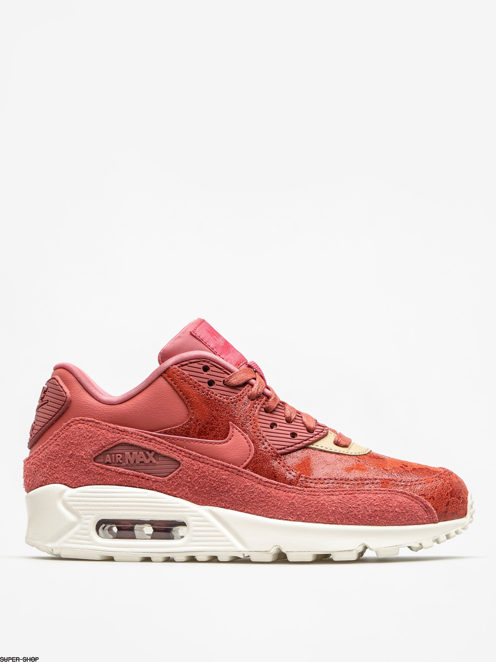 Nike Schuhe Air Max 90 Wmn (Sd light redwood/light redwood sail)