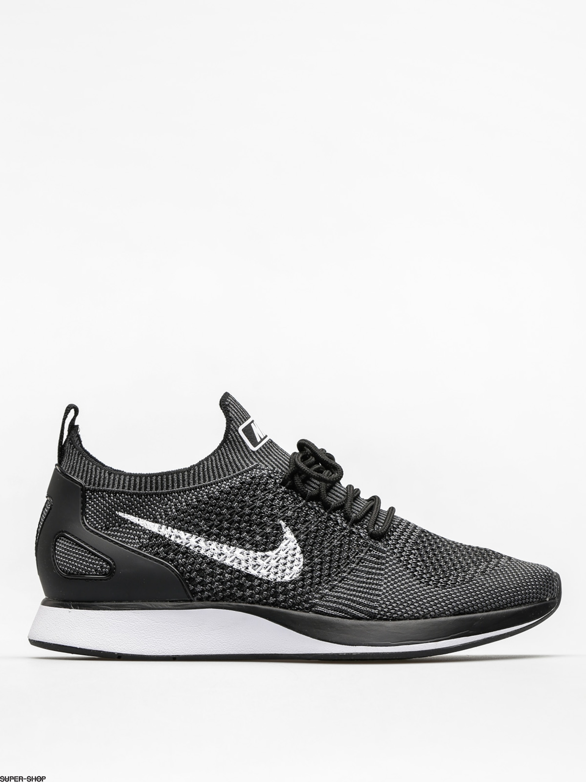 Nike Shoes Air Zoom Mariah Flyknit Racer Wmn (black/white dark grey)