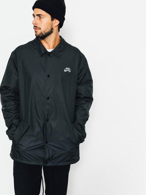 Nike SB Jacke Shield Jkt Coaches (black/cool grey)