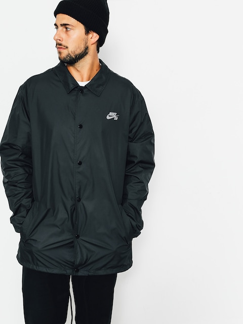 Nike SB Jacket Shield Jkt Coaches (black/cool grey)
