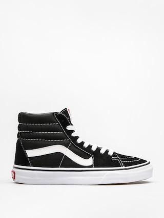 Vans Shoes Sk8 Hi (black/black/white)