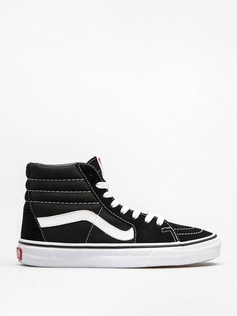Vans Schuhe Sk8 Hi (black/black/white)