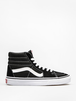 Vans Shoes Sk8 Hi (black/black/white)