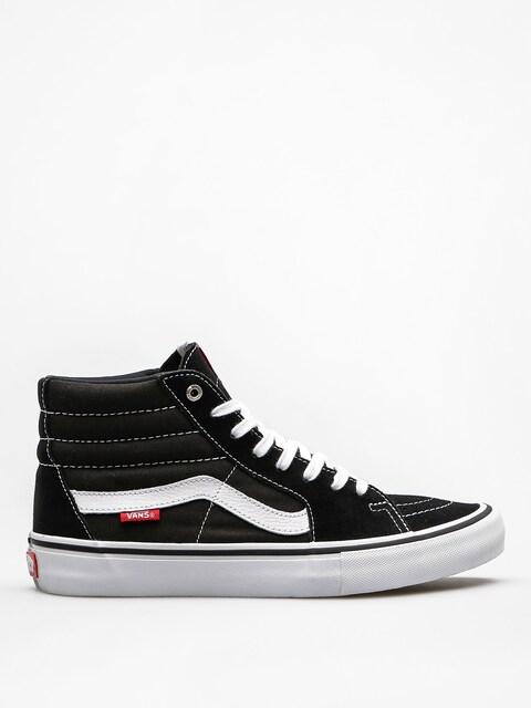 Vans Schuhe Sk8 Hi Pro (black/white)