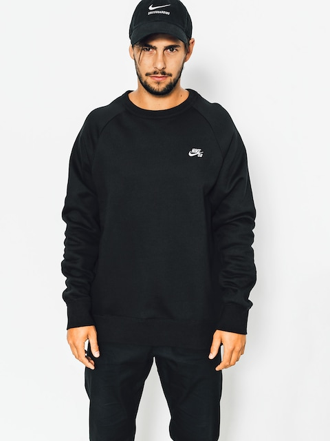 Nike SB Sweatshirt Icon Crew (black)