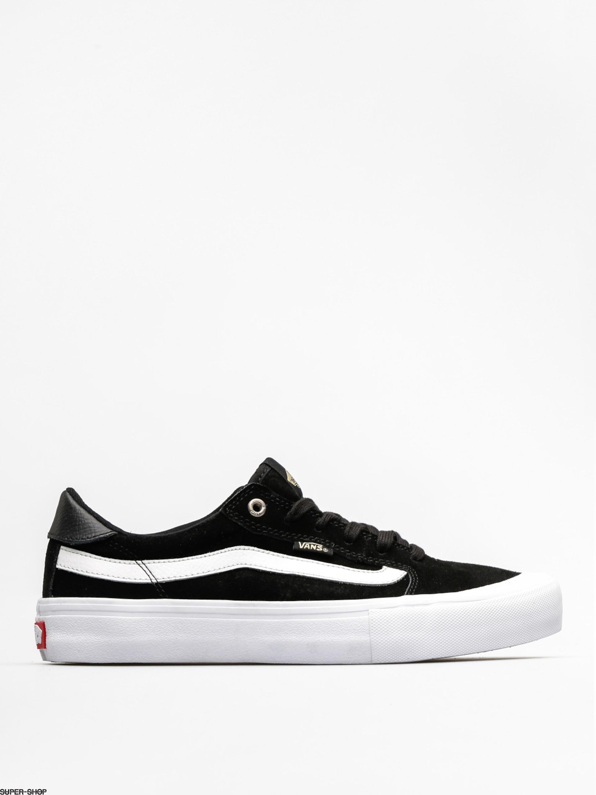 Vans Shoes Style 112 Pro (black/black