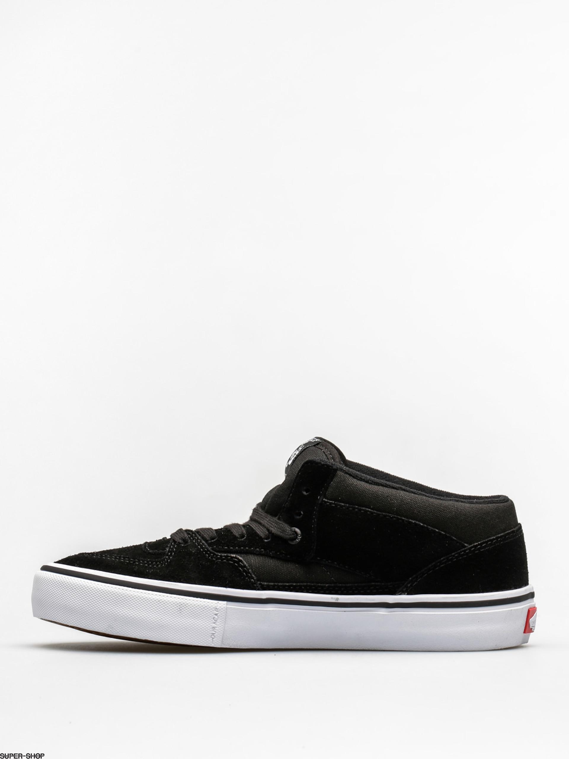 6df89c6bed Vans Shoes Half Cab Pro (black black)