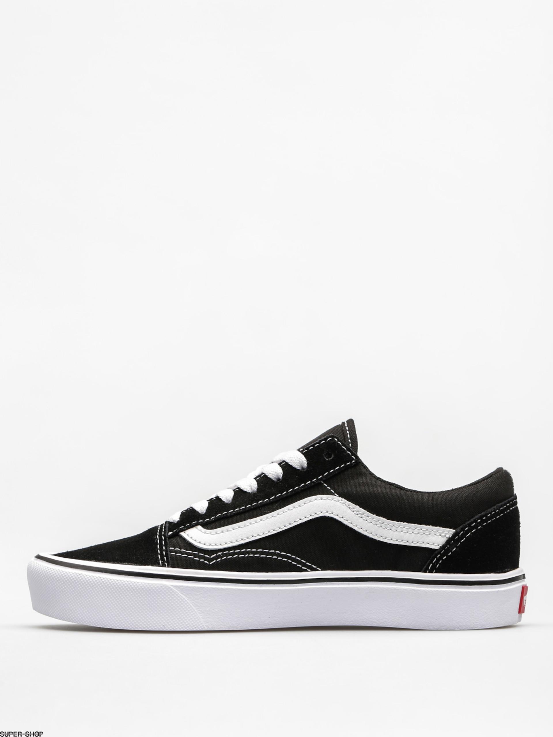 Vans Shoes Old Skool Lite (suede canvas