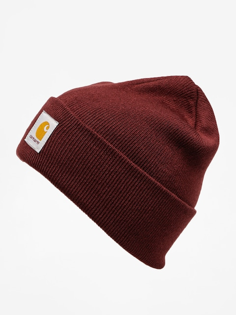 Carhartt Beanie Short Watch (amarone)