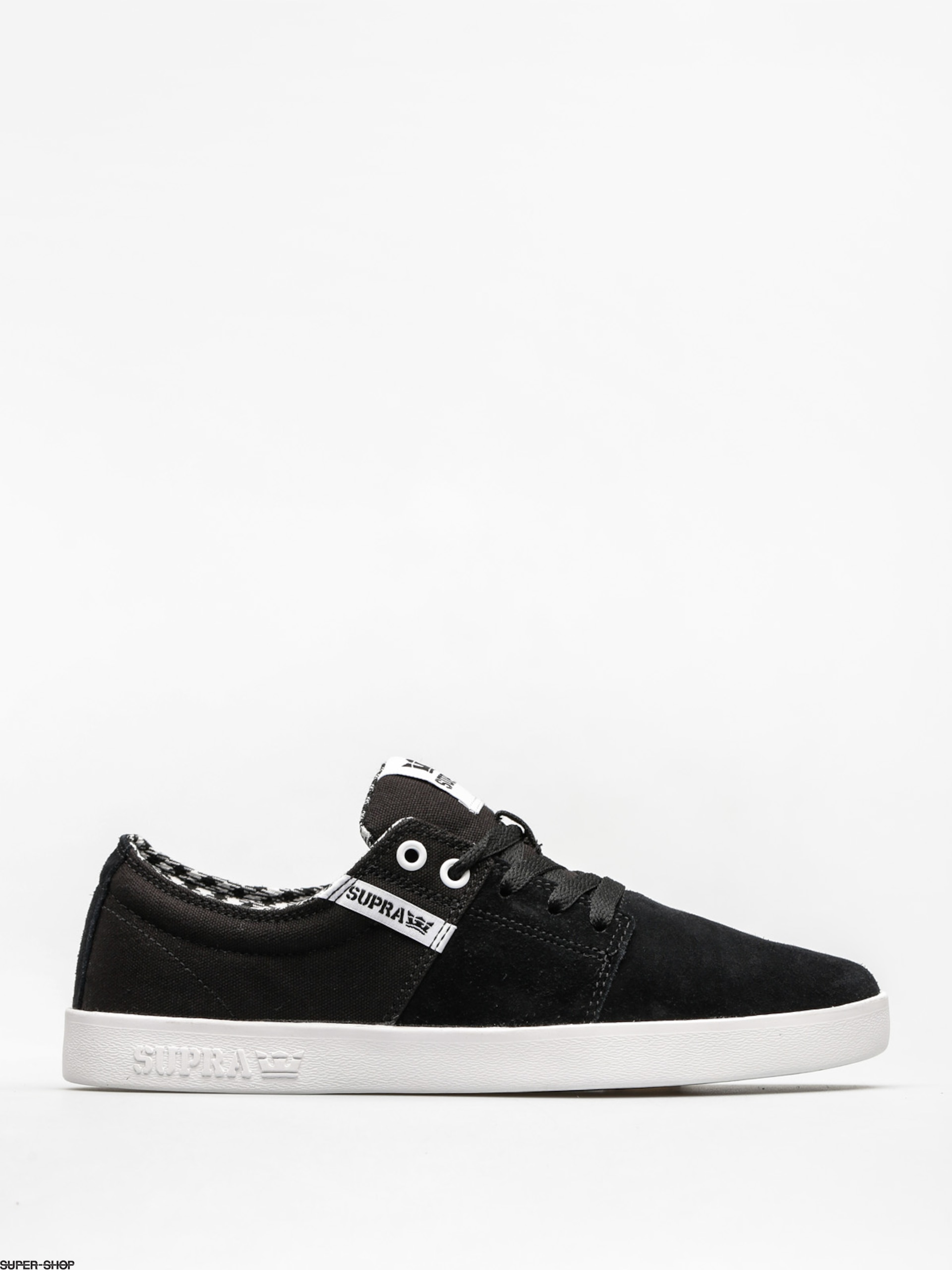 Supra Shoes Stacks II (black/white white)