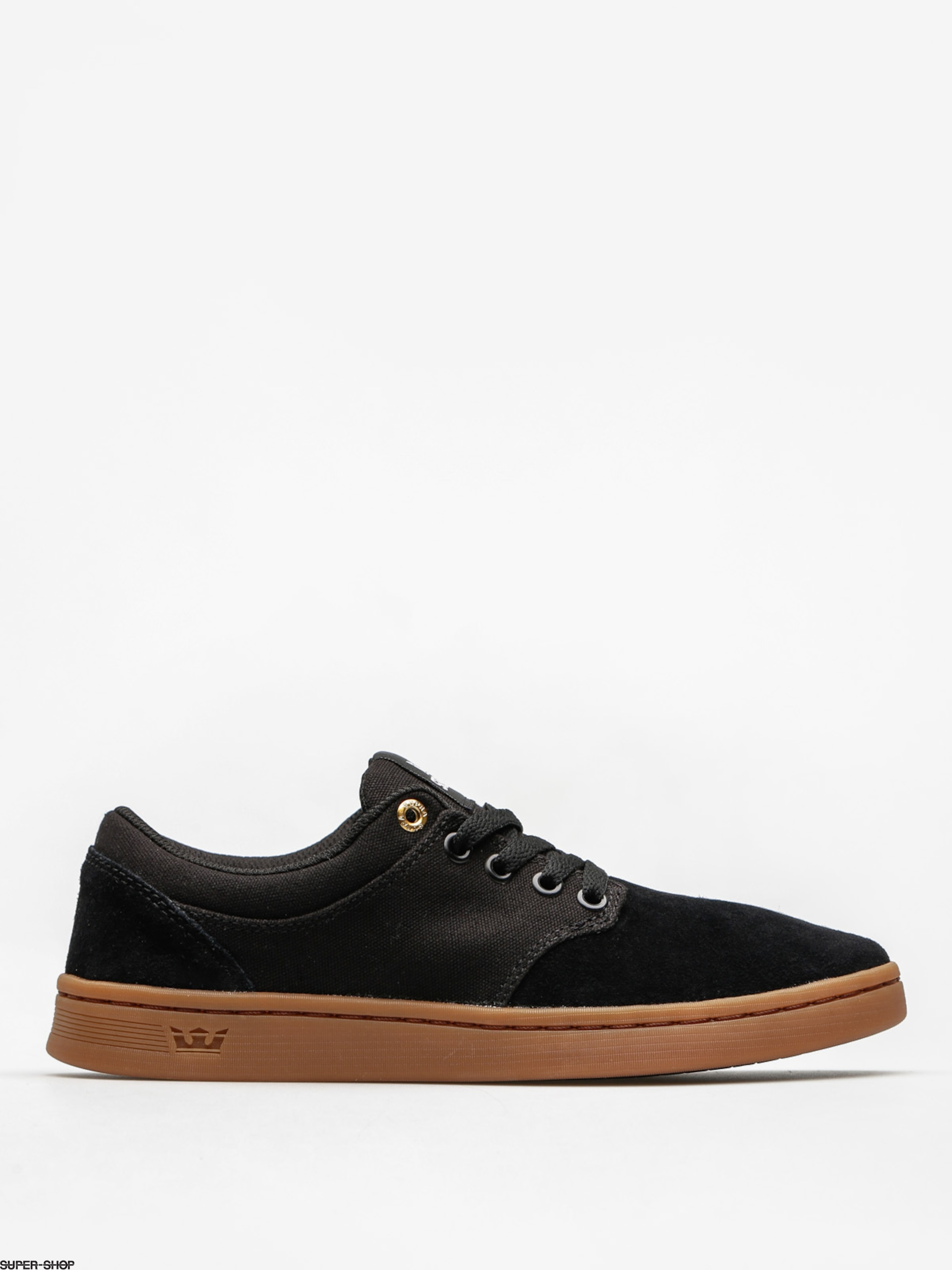 Supra Shoes Chino Court (black gum)