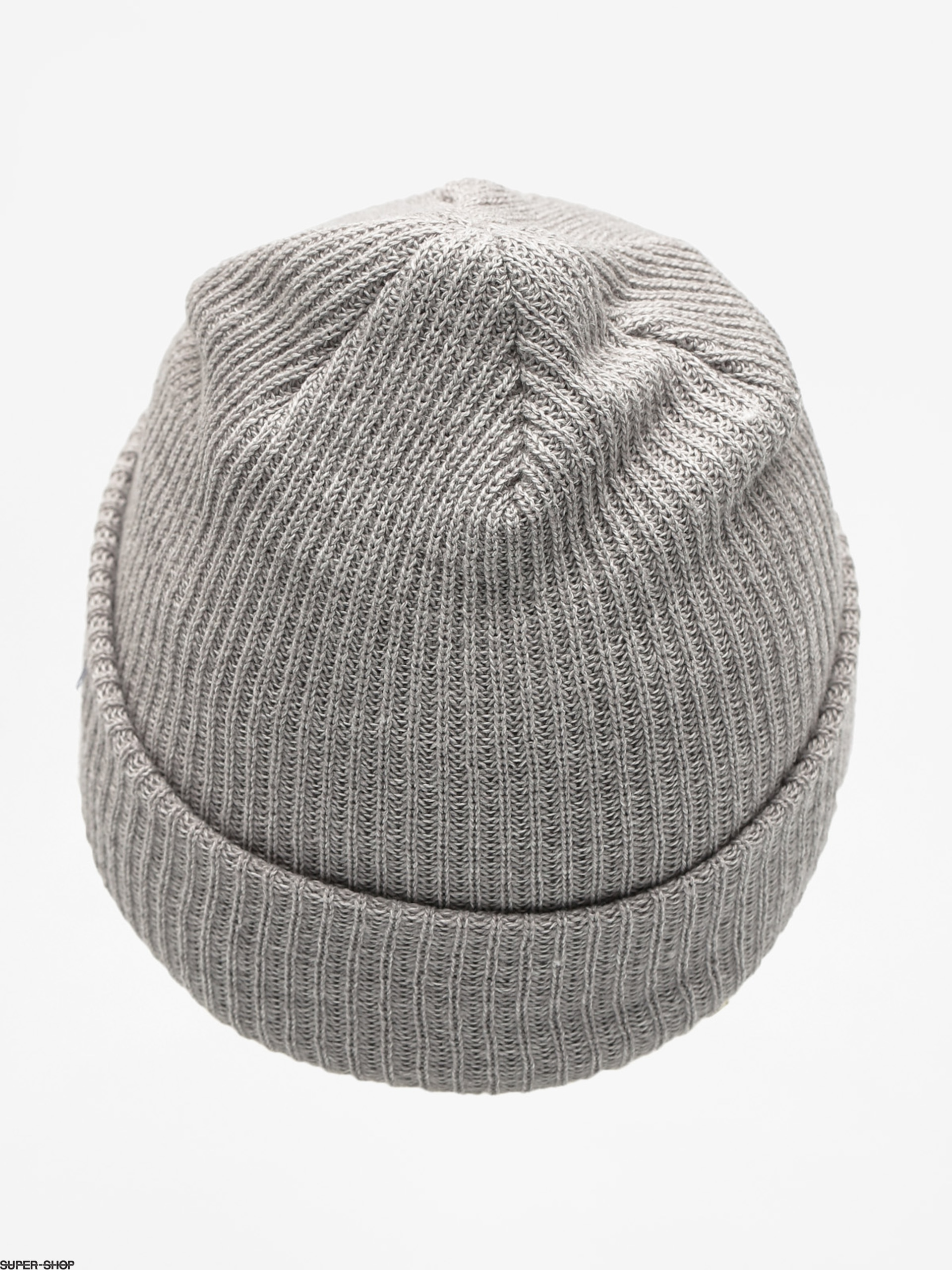 0163ec9a344 Nike SB Beanie Sb Fisherman Beanie (dk grey heather white)
