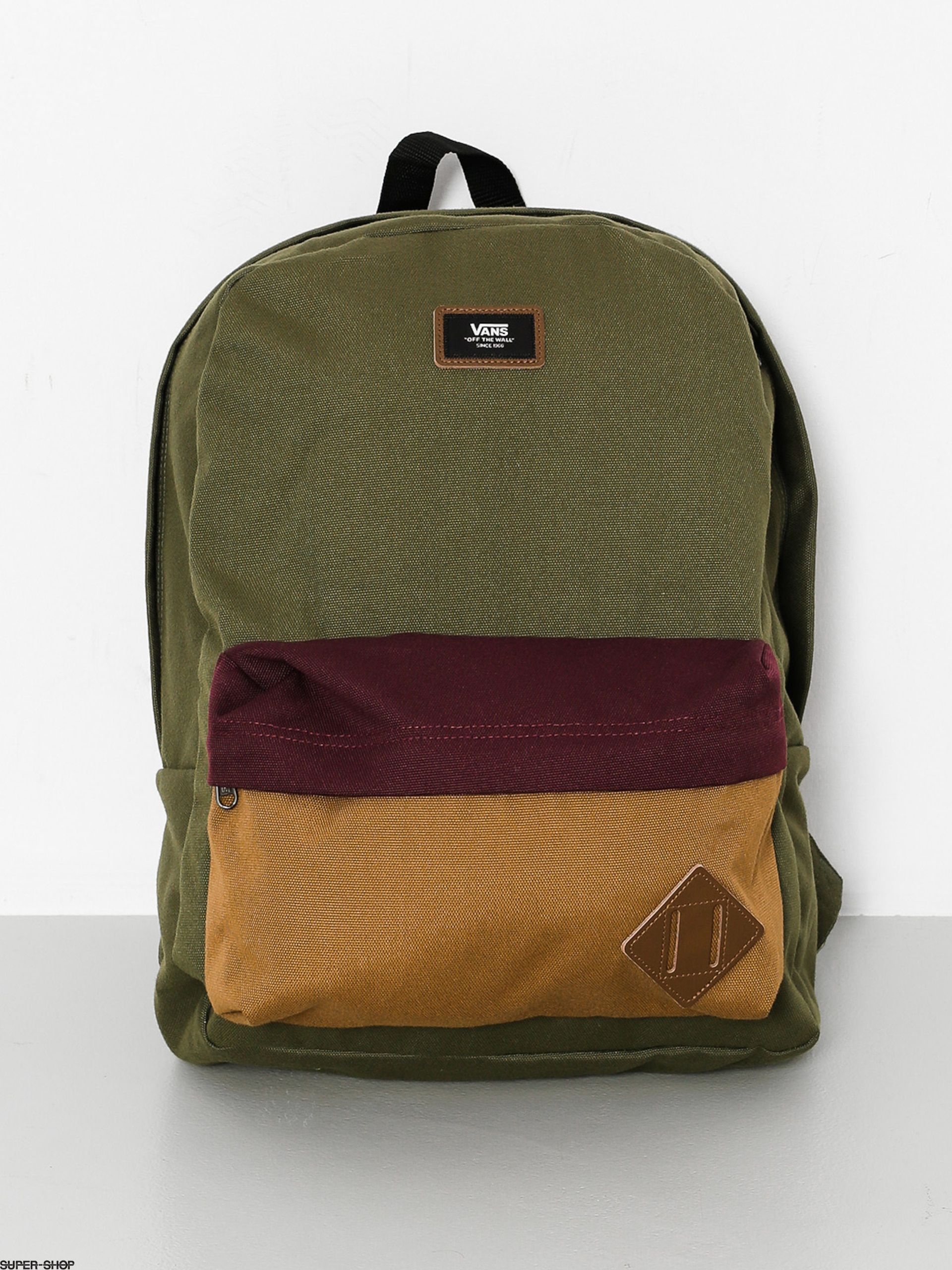 Vans Rucksack Old Skool II (grape/leaf)