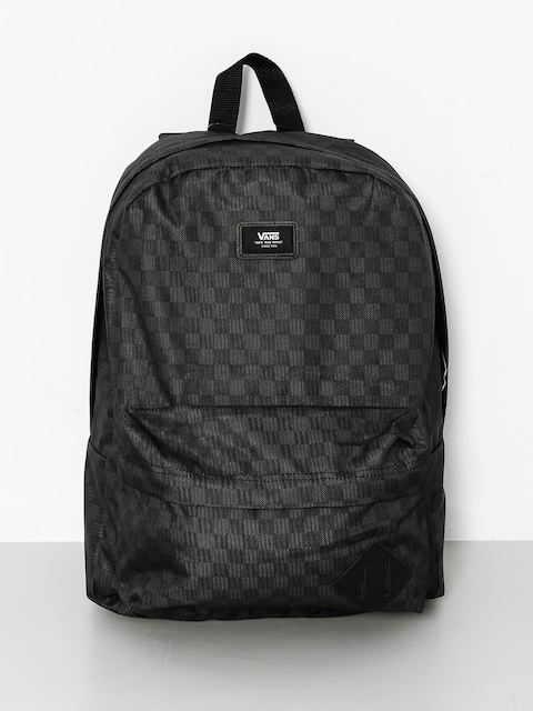 Vans Backpack Old Skool II (blk/chr)