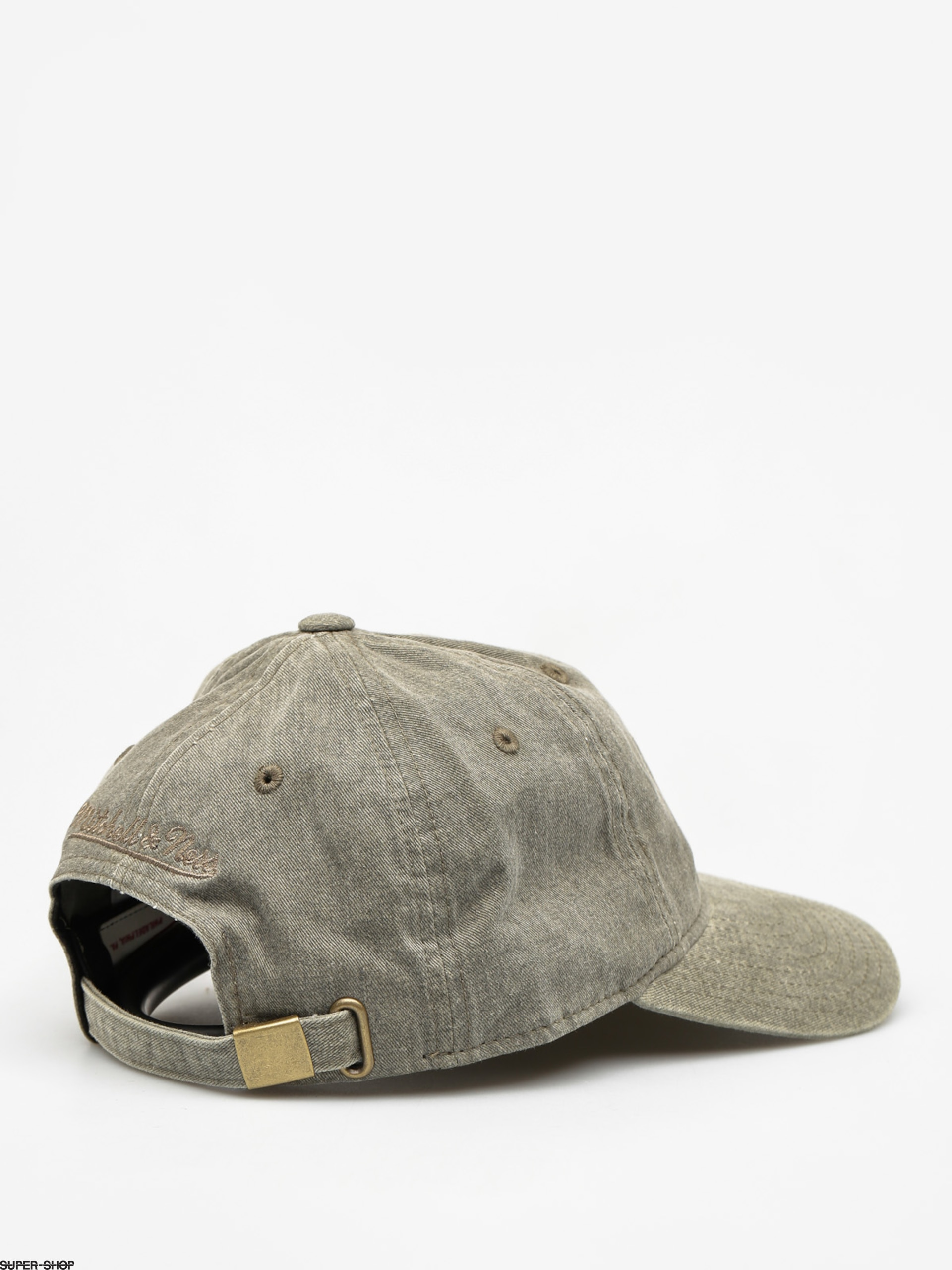 the best attitude 96a24 0272b Mitchell   Ness Cap Blast Wash Slouch ZD (oil)